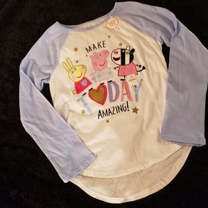 SALE 3/$25 NWT Peppa Pig by Jumping Beans
